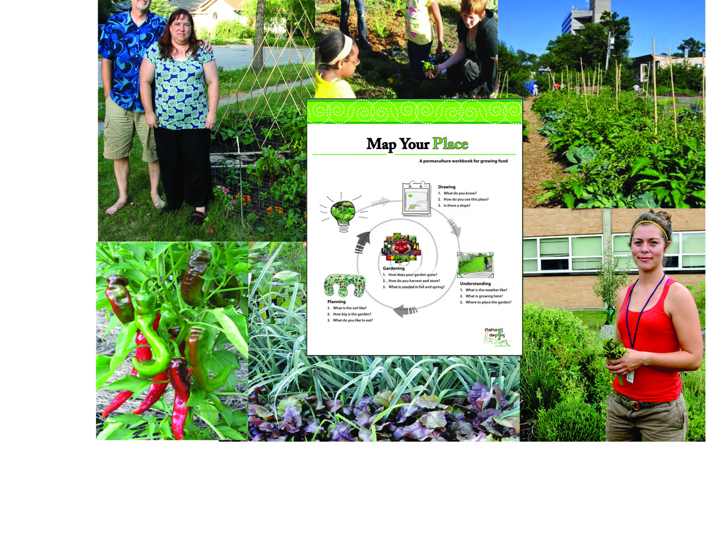 Map Your Place: A Permaculture Workbook for Growing Food's video poster