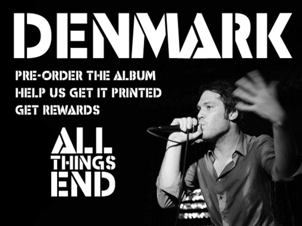 Jonathan Denmark's Indie-Hop Album - ALL THINGS END's video poster
