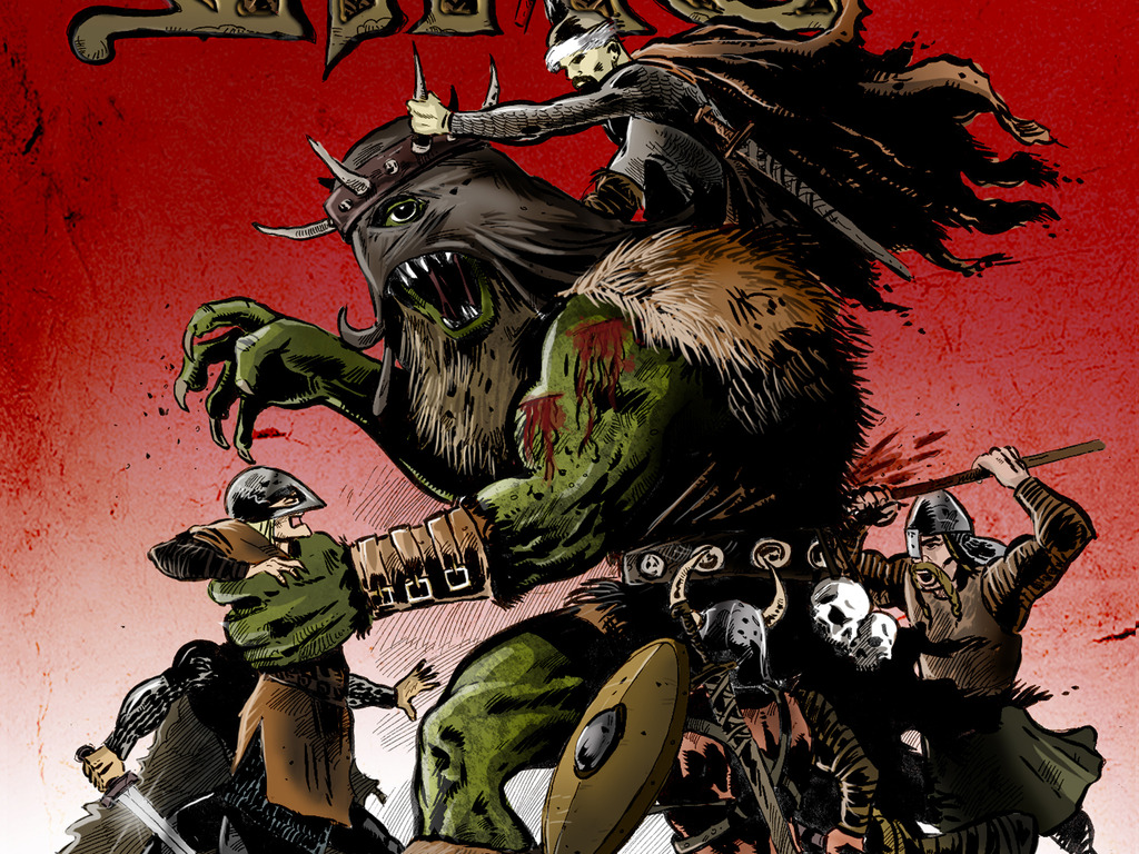 VIKE, Vol.1 (Kickstarter's 1st Viking Digital Graphic Novel)'s video poster