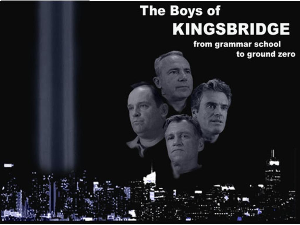 The Boys of Kingsbridge - from grammar school to ground zero's video poster
