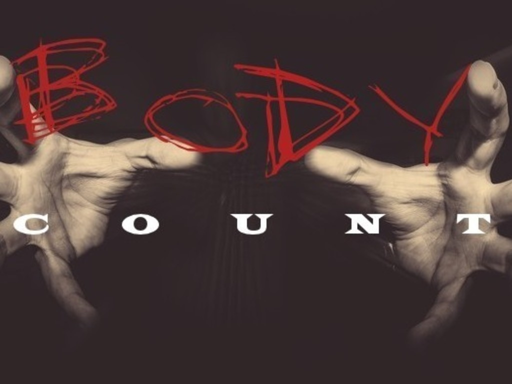 Body Count Horror Magazine - Issue #1's video poster