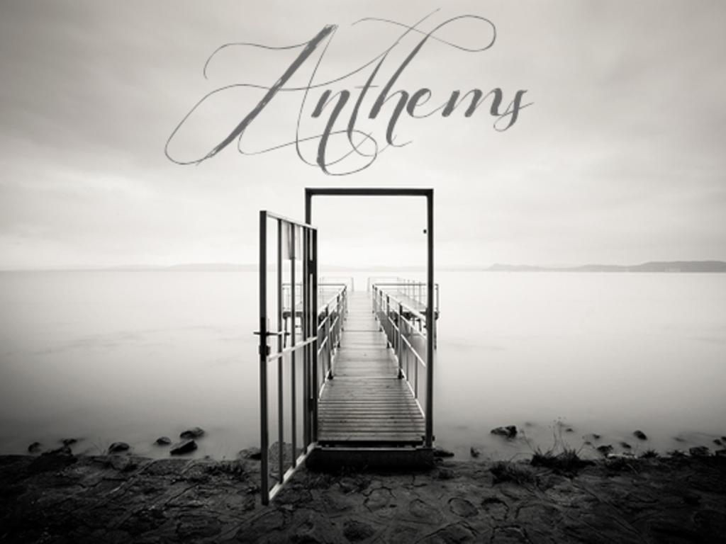 Anthems Debut Album's video poster