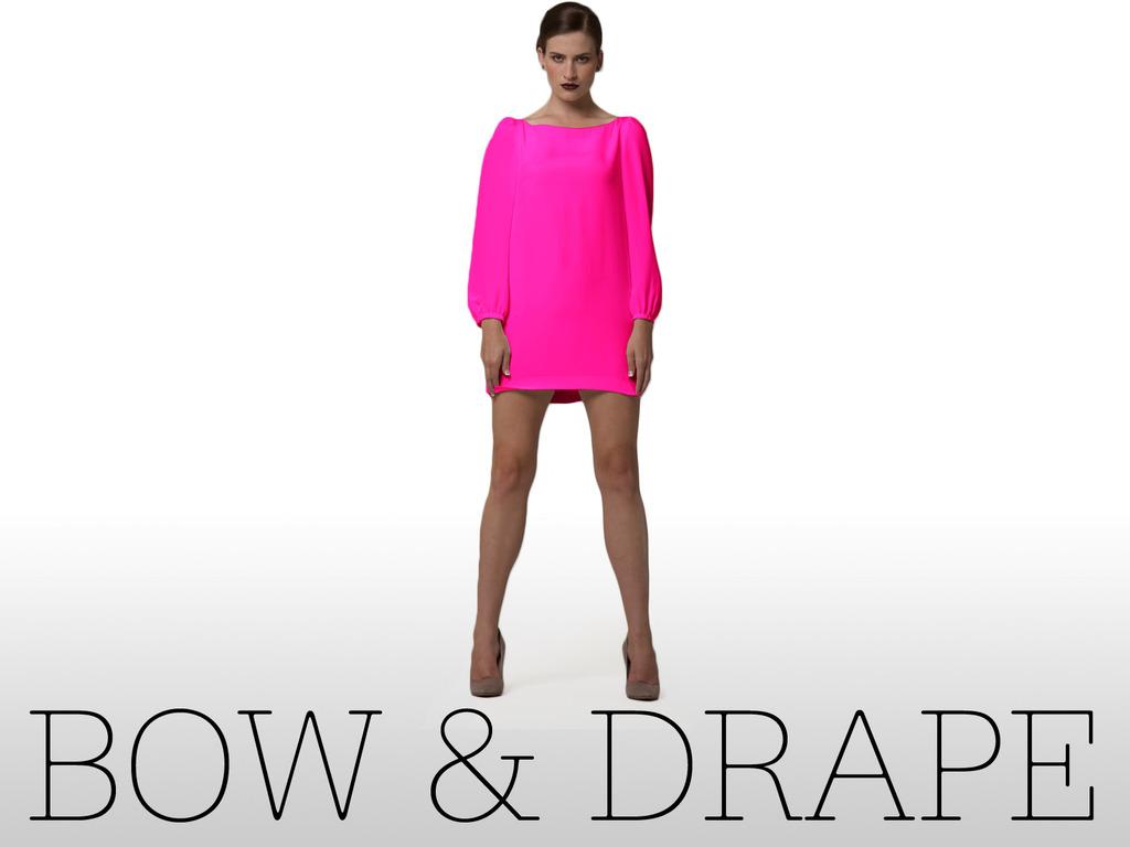 Bow & Drape: Bespoke Dresses F/W 2012's video poster