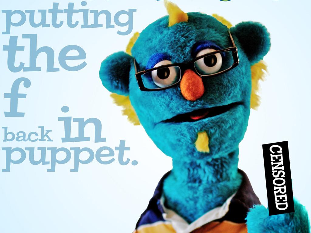 """What Luck?"" A Mumblecore puppet flick!'s video poster"