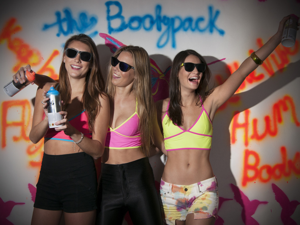 The Boobypack™: A Top Shelf Fannypack's video poster