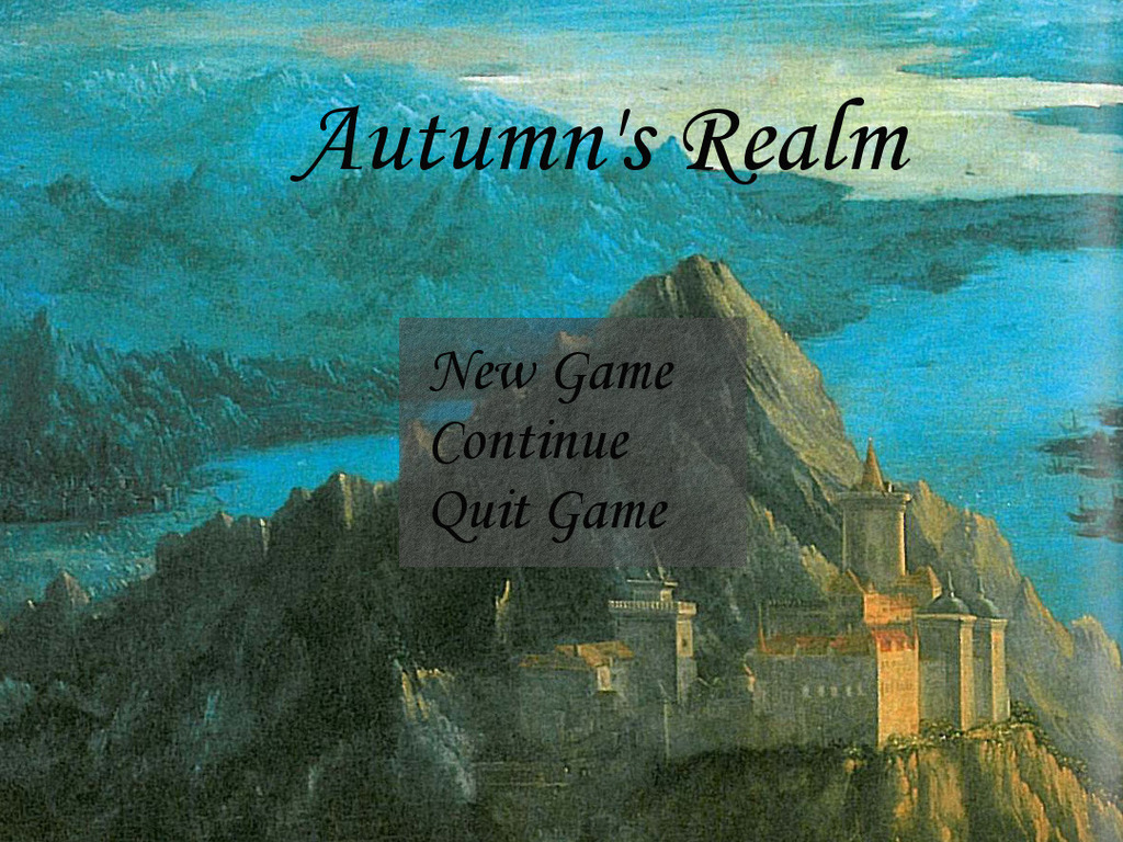 Autumn's Realm: A Choose Your Own Adventure RPG's video poster