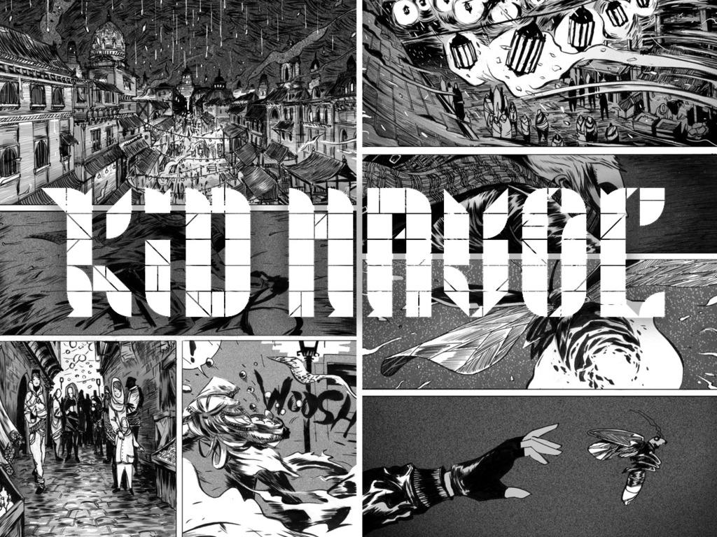 Kid Havoc's video poster