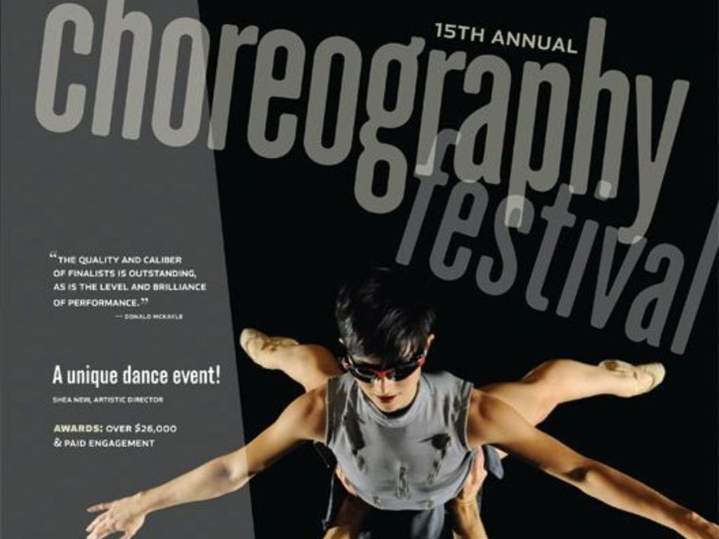 Lauren Edson + Dancers compete in Choreography Competition's video poster