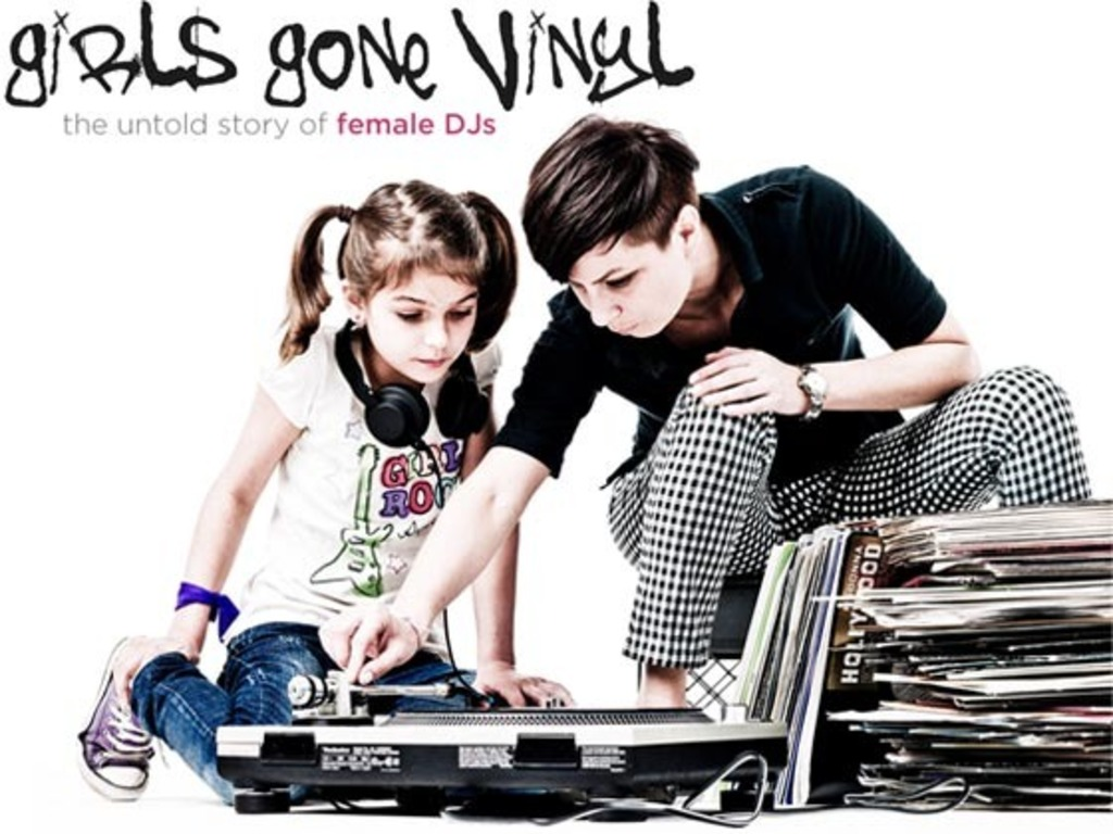 Girls Gone Vinyl: The Untold Story of Female DJs's video poster