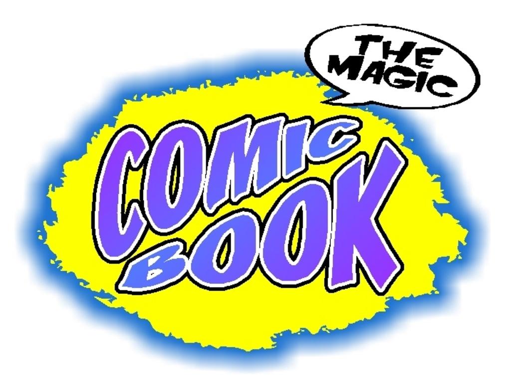 The Magic Comic Book: Teaching Magic In A Comic Book Format's video poster