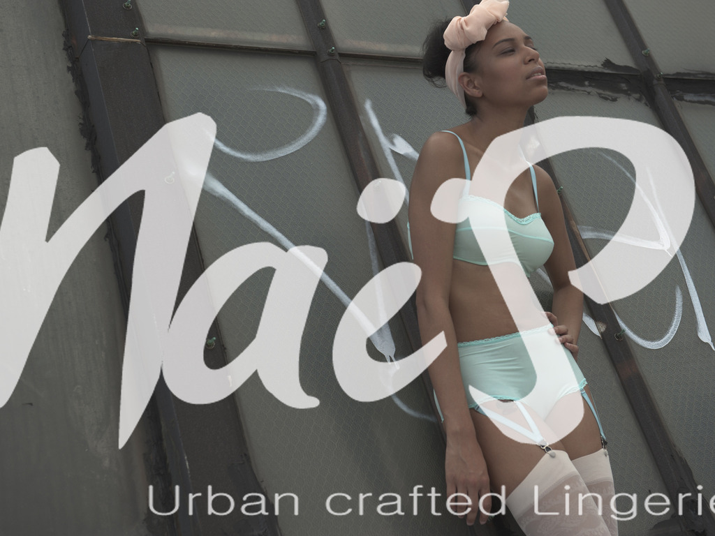 Naïs, a collection of Urban Crafted Lingerie made in NY.'s video poster