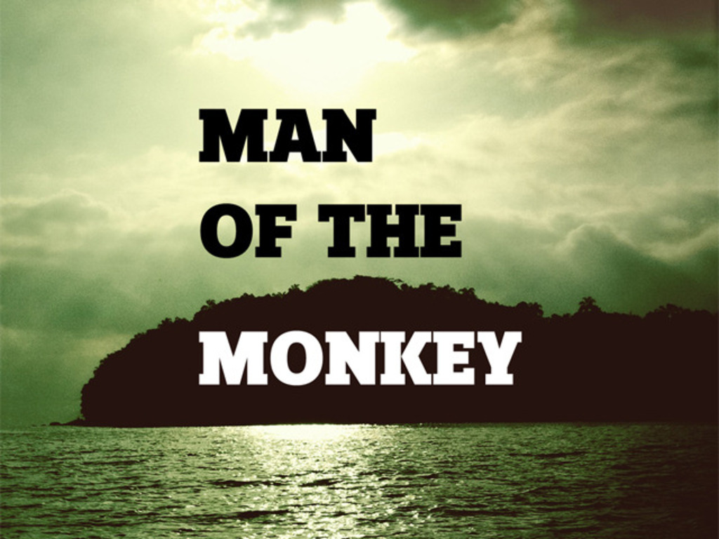Man of the Monkey's video poster