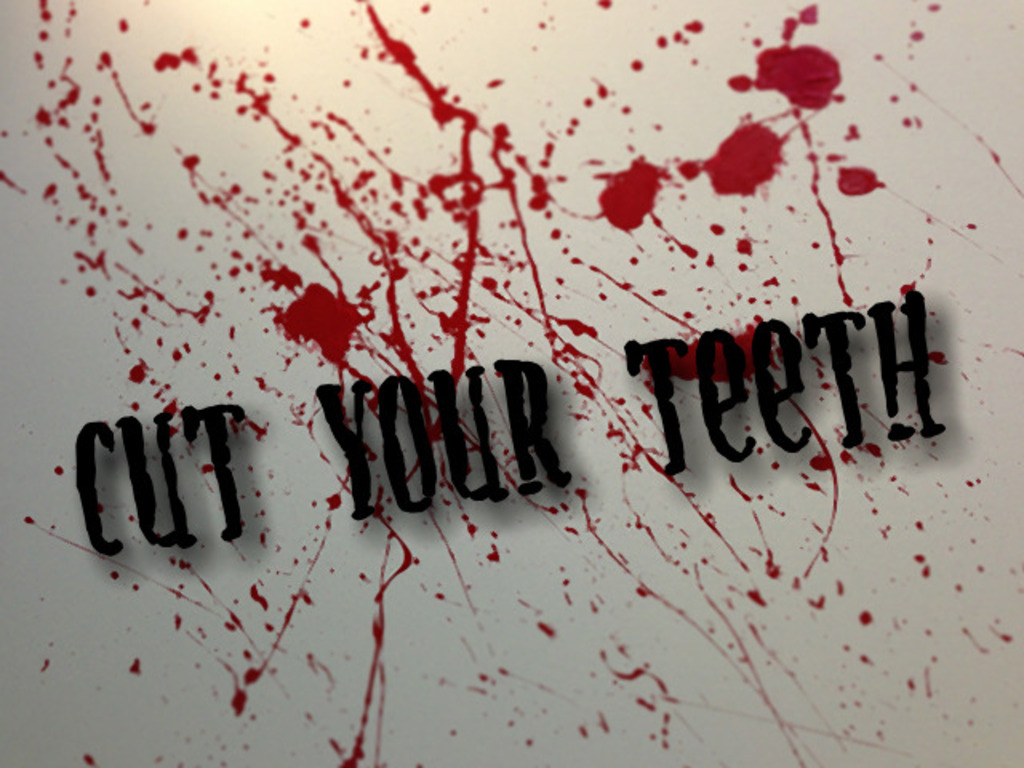 Cut Your Teeth's video poster