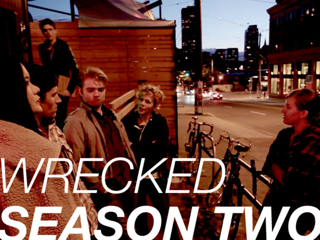 WRECKED Season Two's video poster