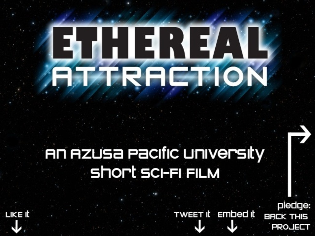Ethereal Attraction's video poster