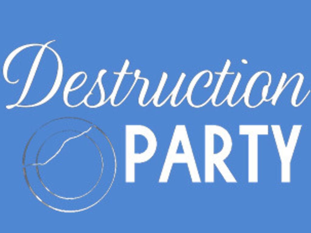 Destruction Party's video poster