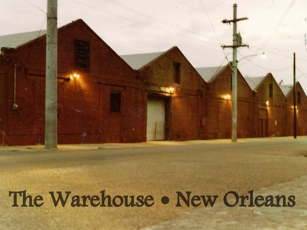 A Warehouse on Tchoupitoulas's video poster