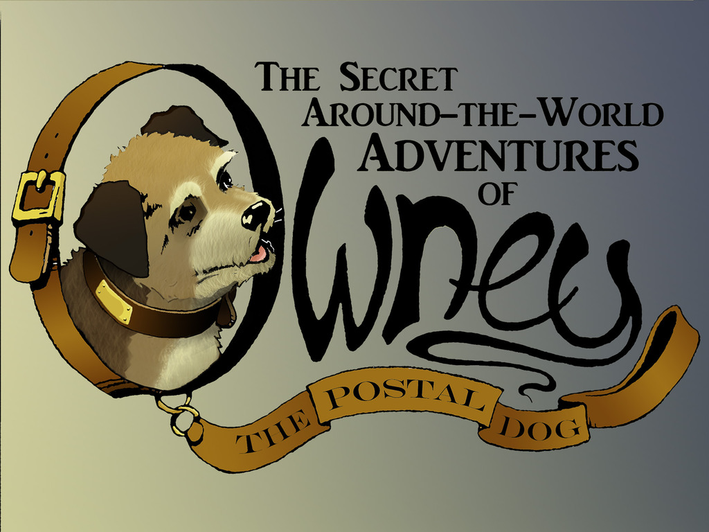 Secret Around-the-World Adventures of Owney the Postal Dog's video poster
