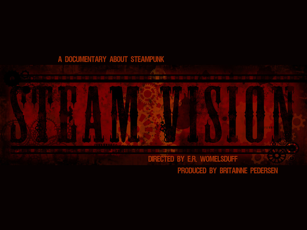 Steam Vision's video poster