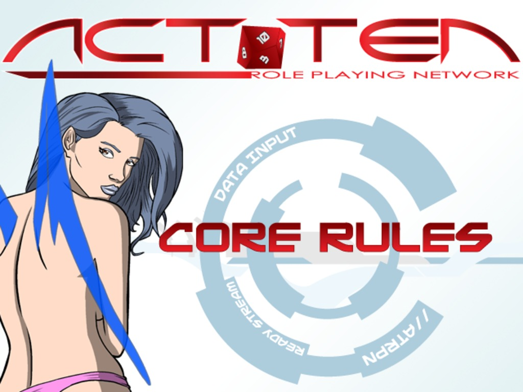 Act Ten RPG: The Core Rules.'s video poster