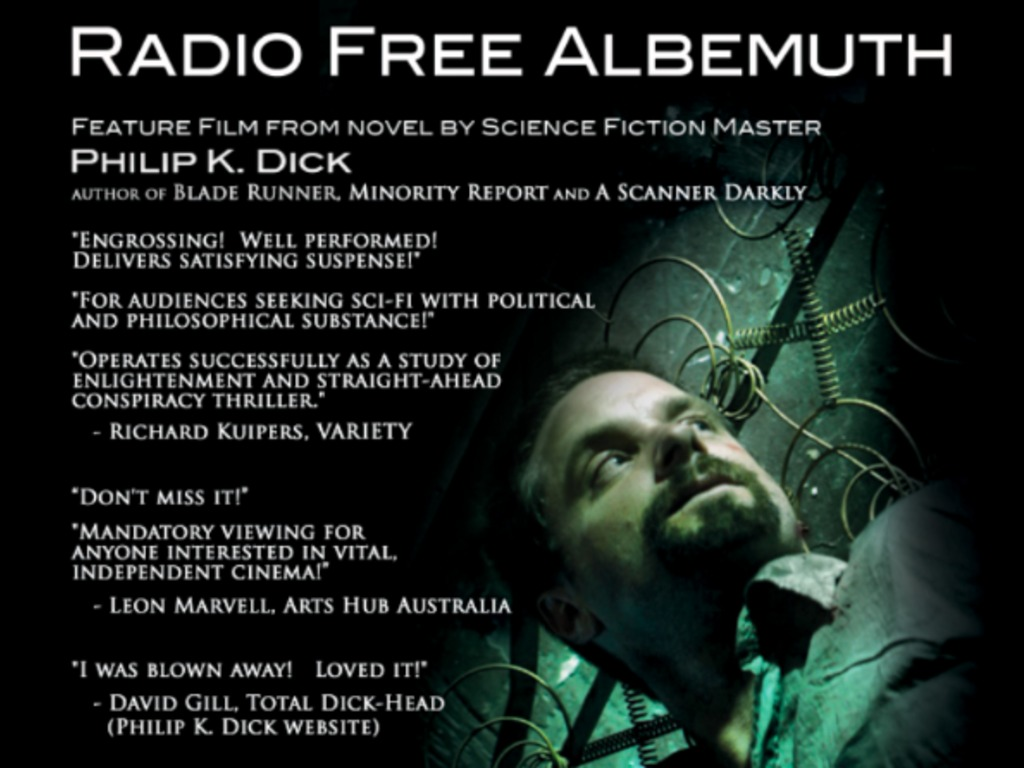 RADIO FREE ALBEMUTH Theatrical Release's video poster