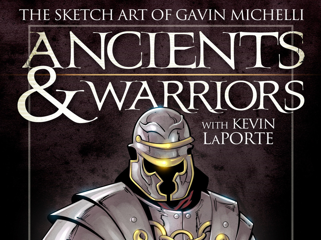 Ancients & Warriors - The Epic Sketch Art of Gavin Michelli!'s video poster
