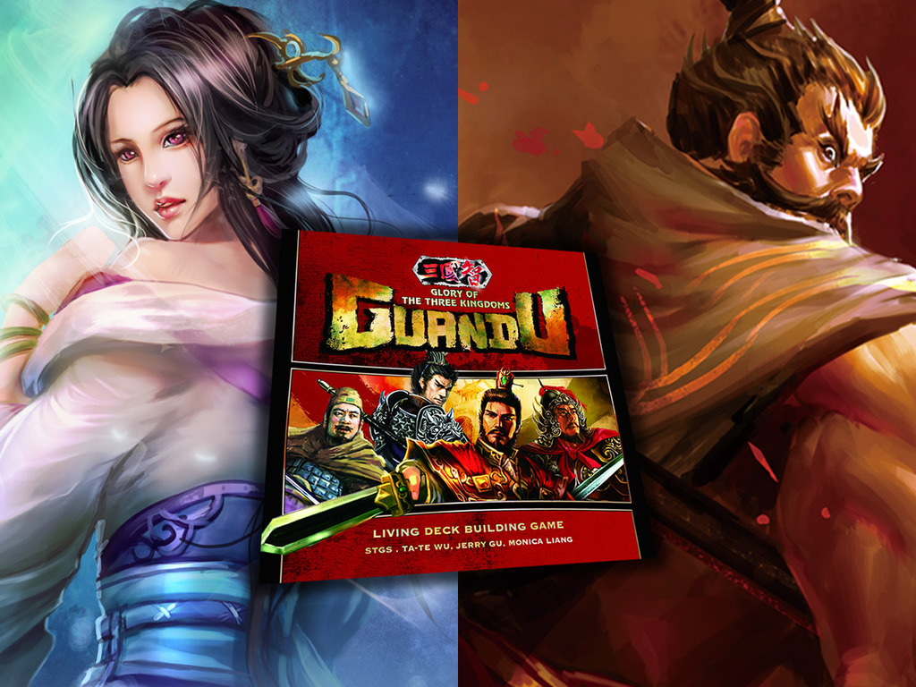 Glory of the Three Kingdoms - Guandu Core Set's video poster