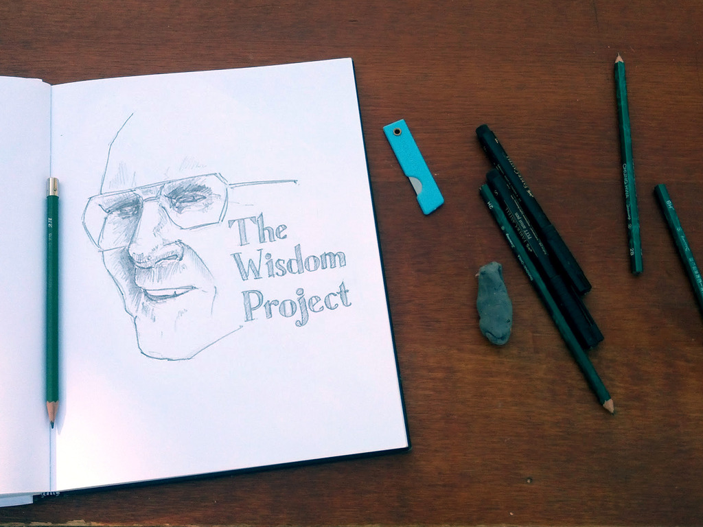The Wisdom Project's video poster