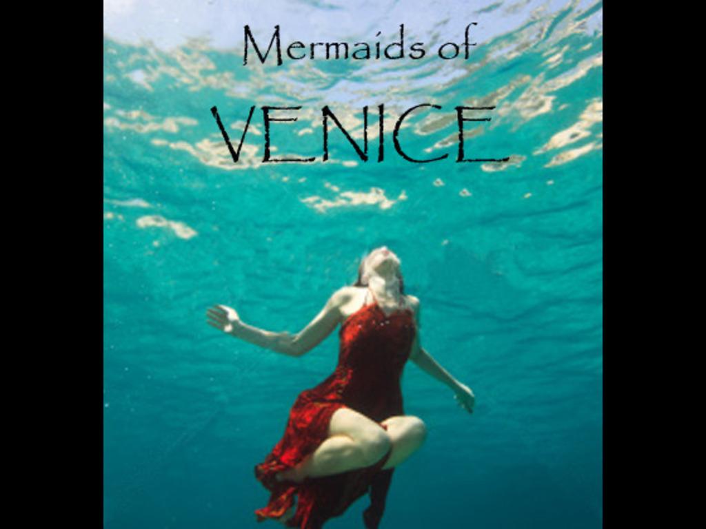 Mermaids of Venice's video poster