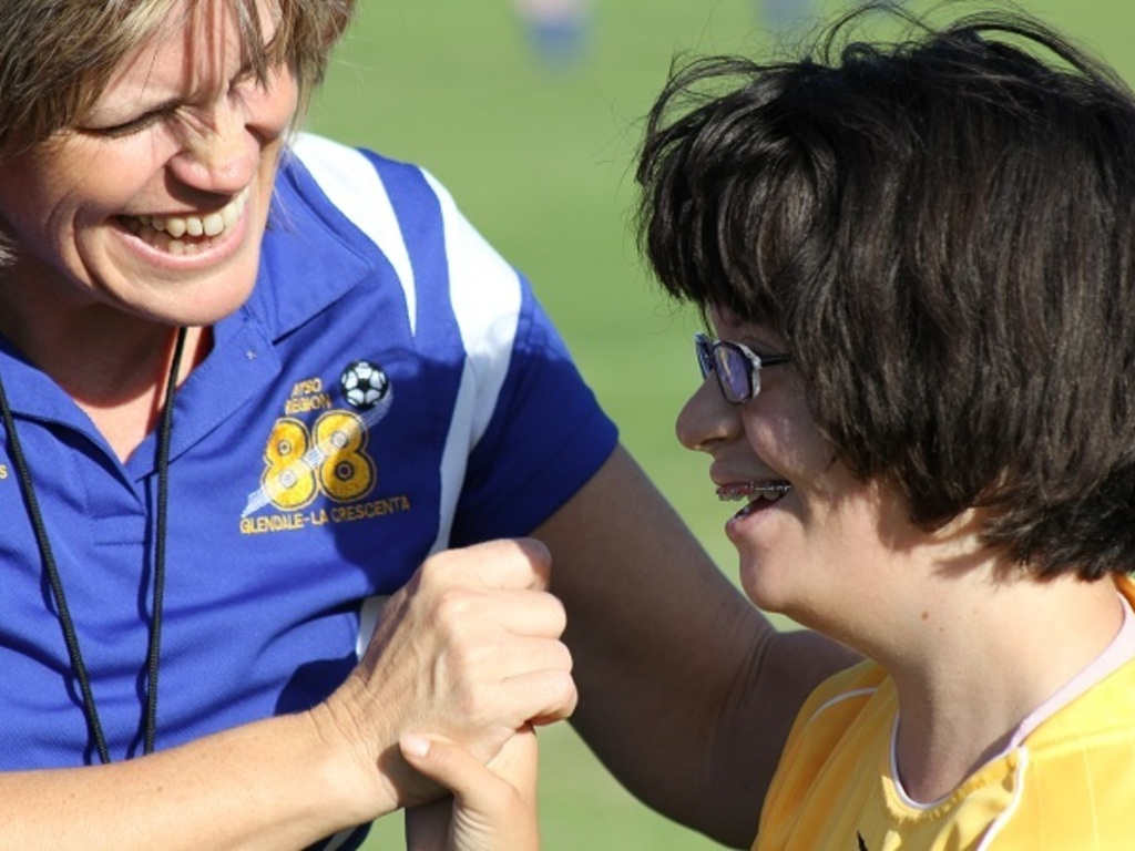 The Beautiful Players - Documentary Of Special Needs Soccer's video poster
