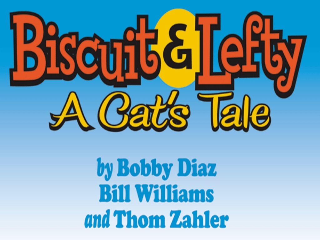 Biscuit and Lefty: A Cat's Tale's video poster