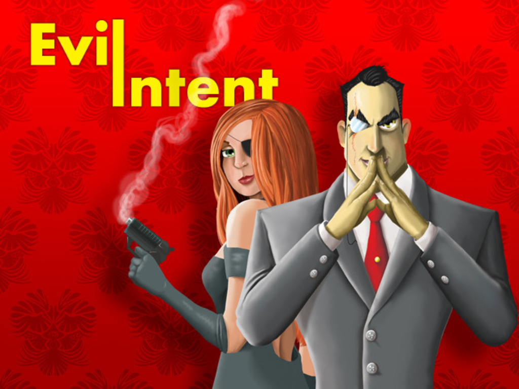 Evil Intent's video poster