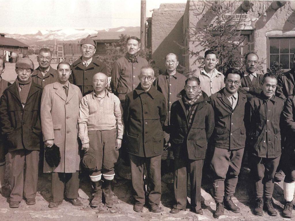 Prisoners & Patriots: Japanese Internment in Santa Fe's video poster