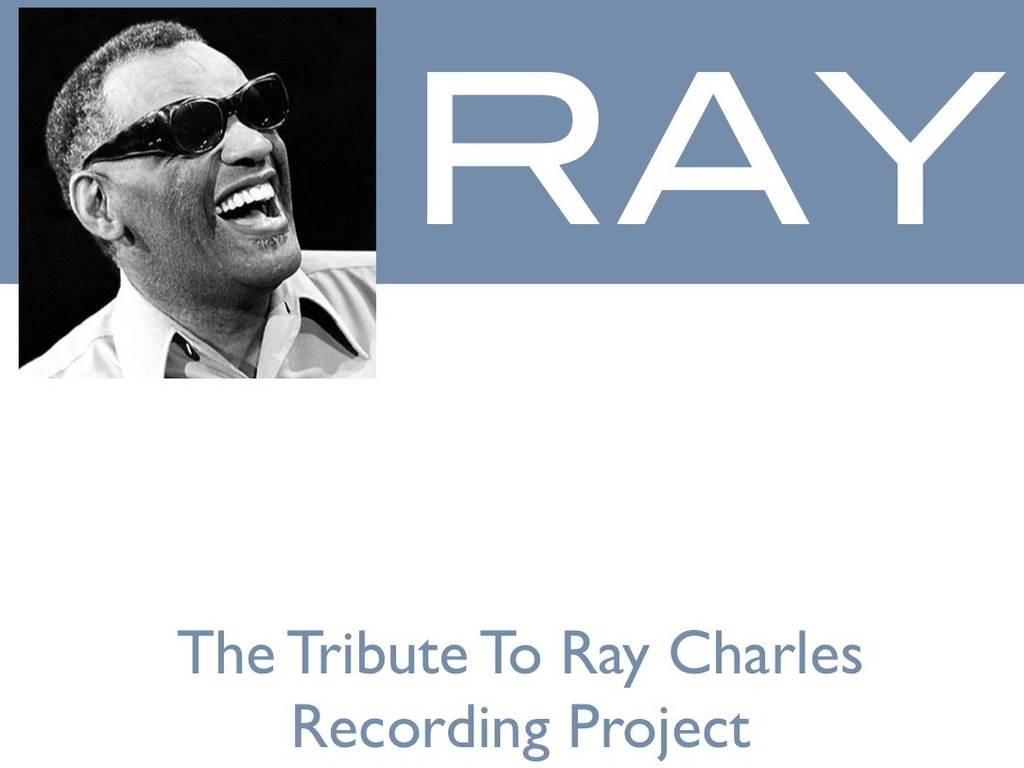 """Tribute to Ray Charles"" Recording Project's video poster"