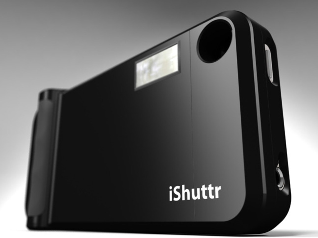 iShuttr - The ultimate camera accessory for the iPhone 4's video poster