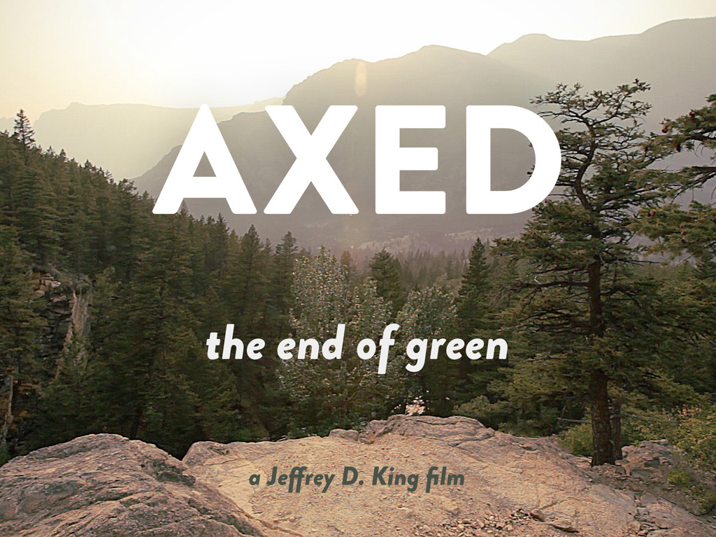 AXED's video poster