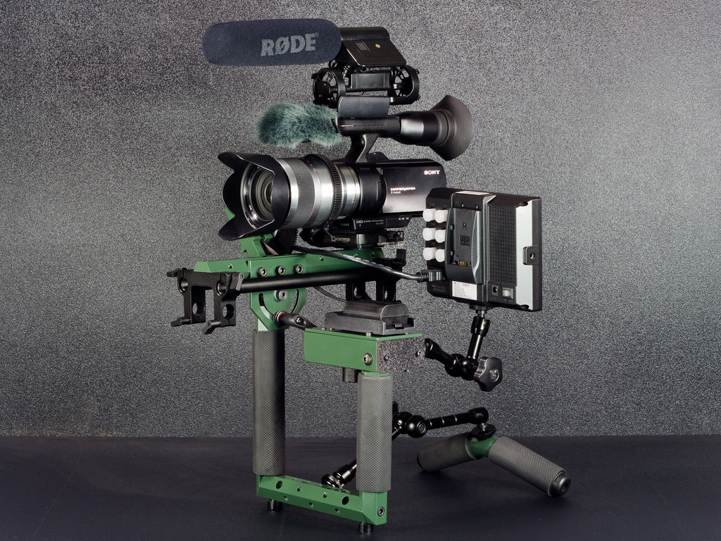 Spektor Systems DSLR/Video Camera Rig's video poster