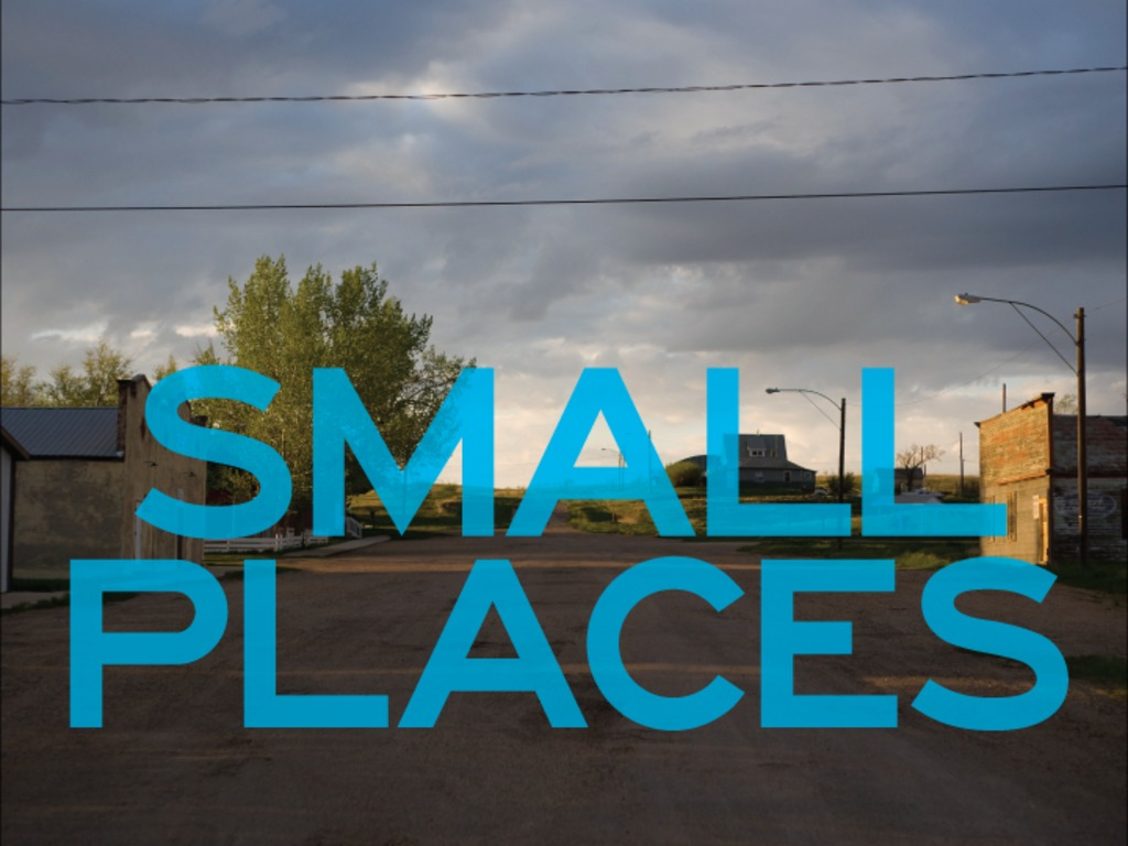 Small Places's video poster