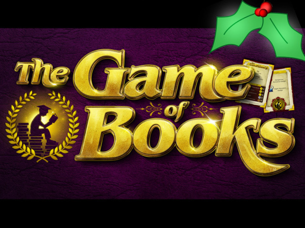 The Game of Books: Reward Your Imagination's video poster