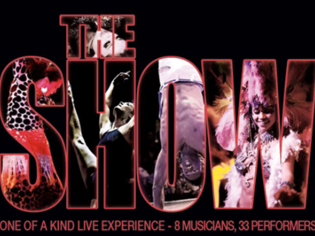 """THE SHOW"" 2012's video poster"