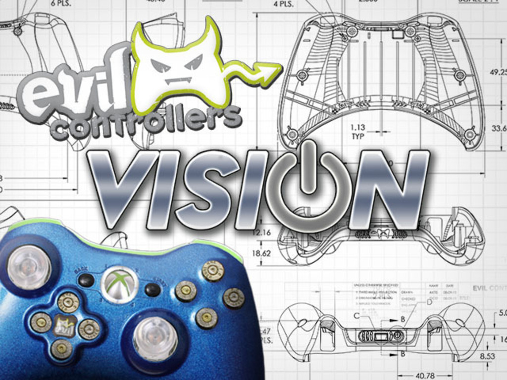 Evil Controllers: The Ultimate Gaming Controller's video poster