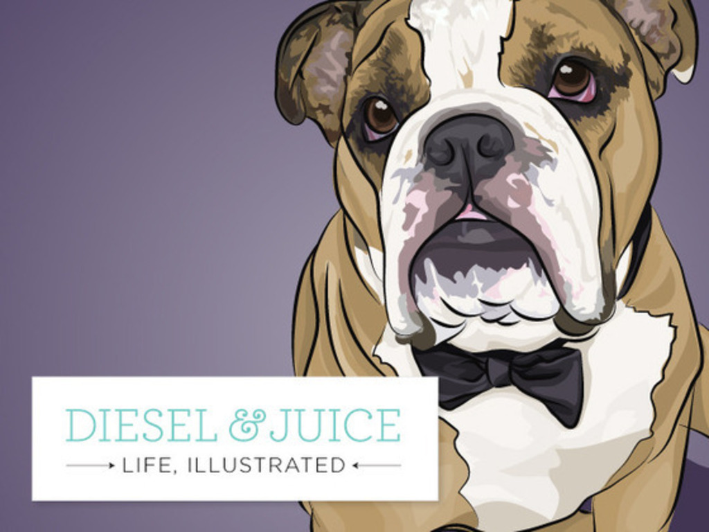 Diesel & Juice - Illustrated Cellphone Cases's video poster