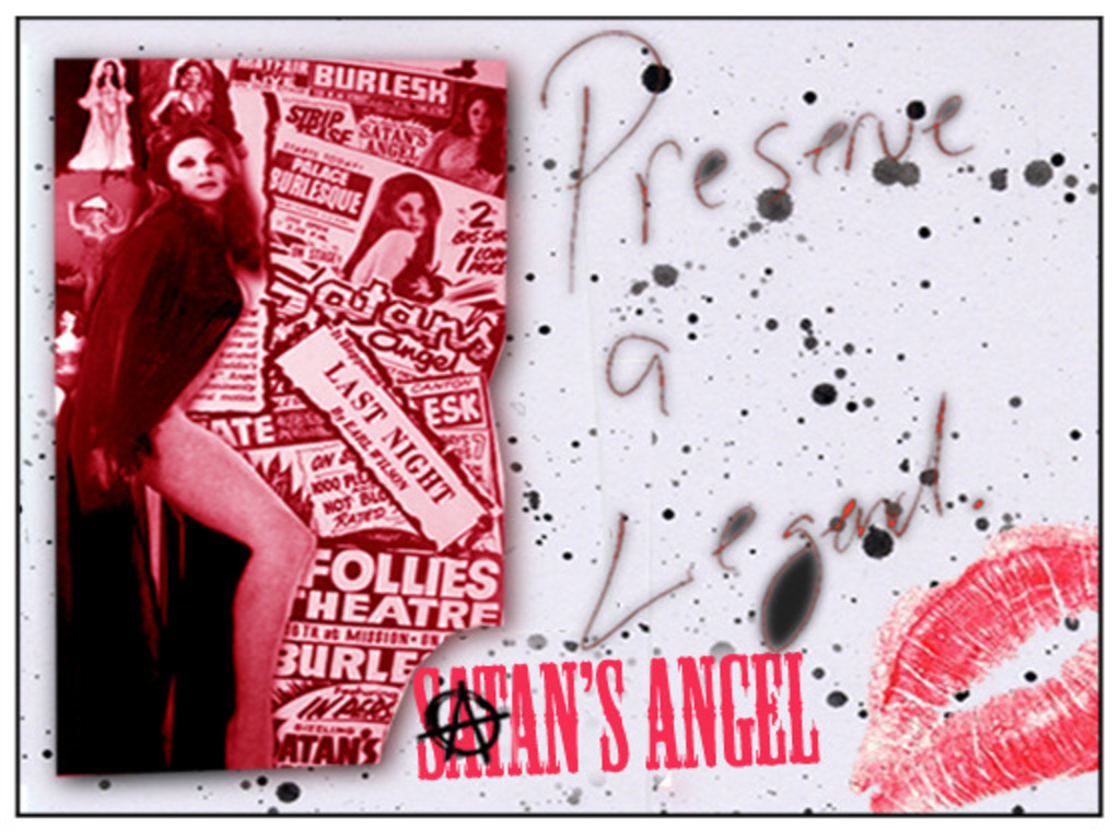 Satan's Angel's video poster