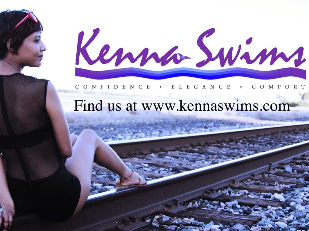 Kenna Swims has your Back, Covered!'s video poster