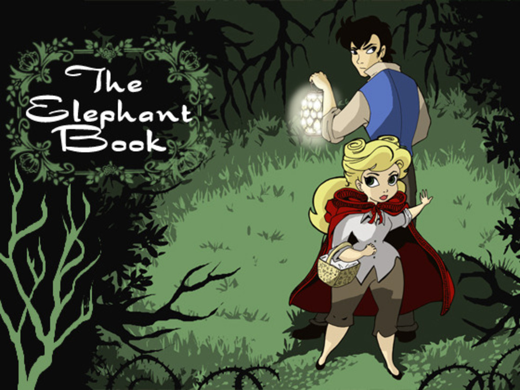 'The Elephant Book' Graphic Novel's video poster