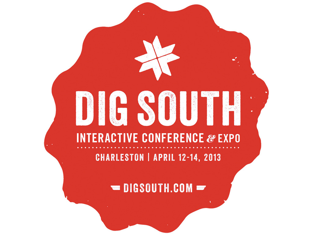 DIG SOUTH Festival's video poster