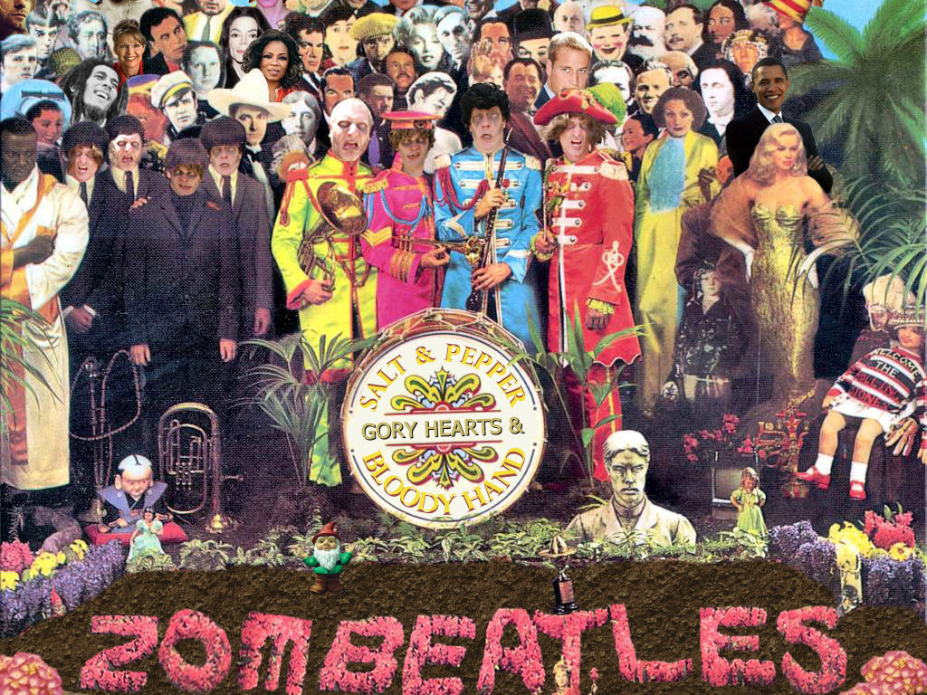 Z-Animate The Zombeatles' Second Release!'s video poster