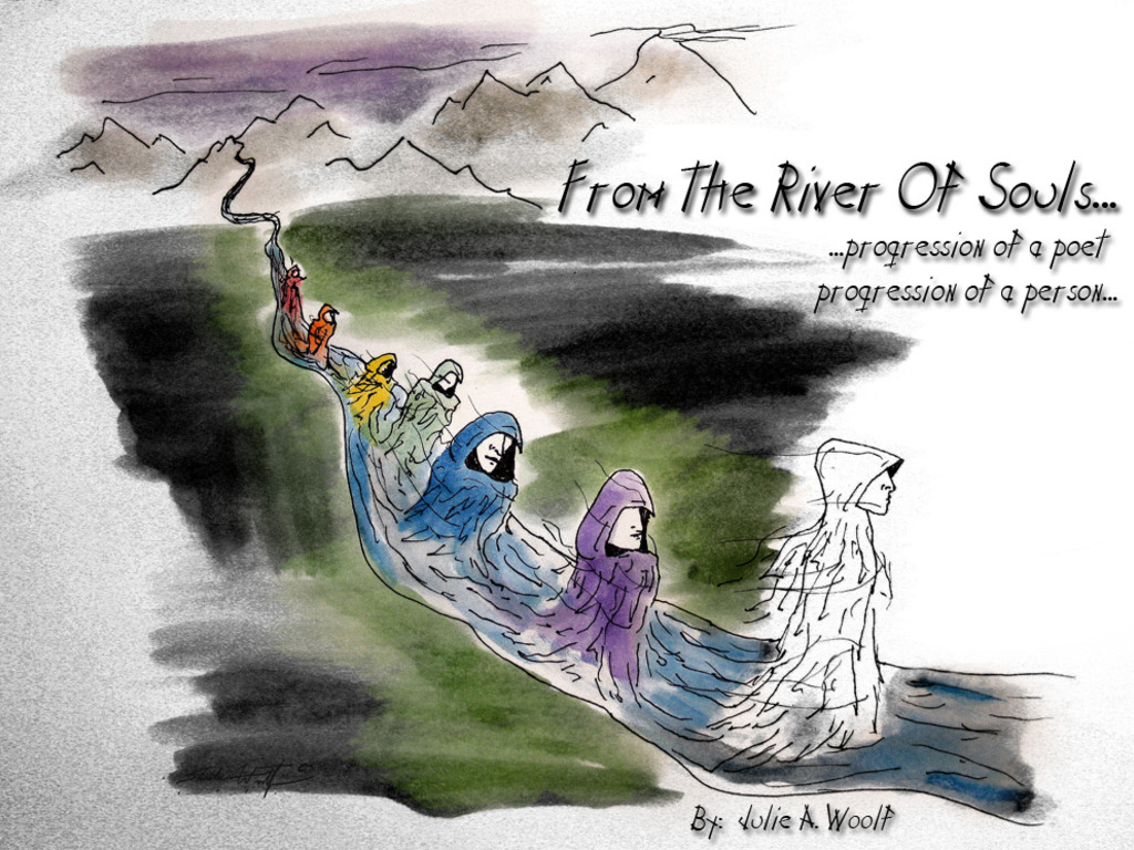 From The River Of Souls  (Over 20 yrs of Poetry)'s video poster