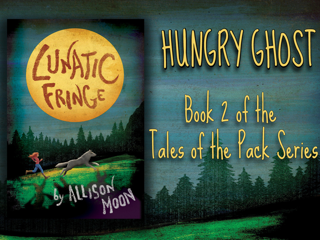 Hungry Ghost - Book 2 of the Tales of the Pack Series's video poster