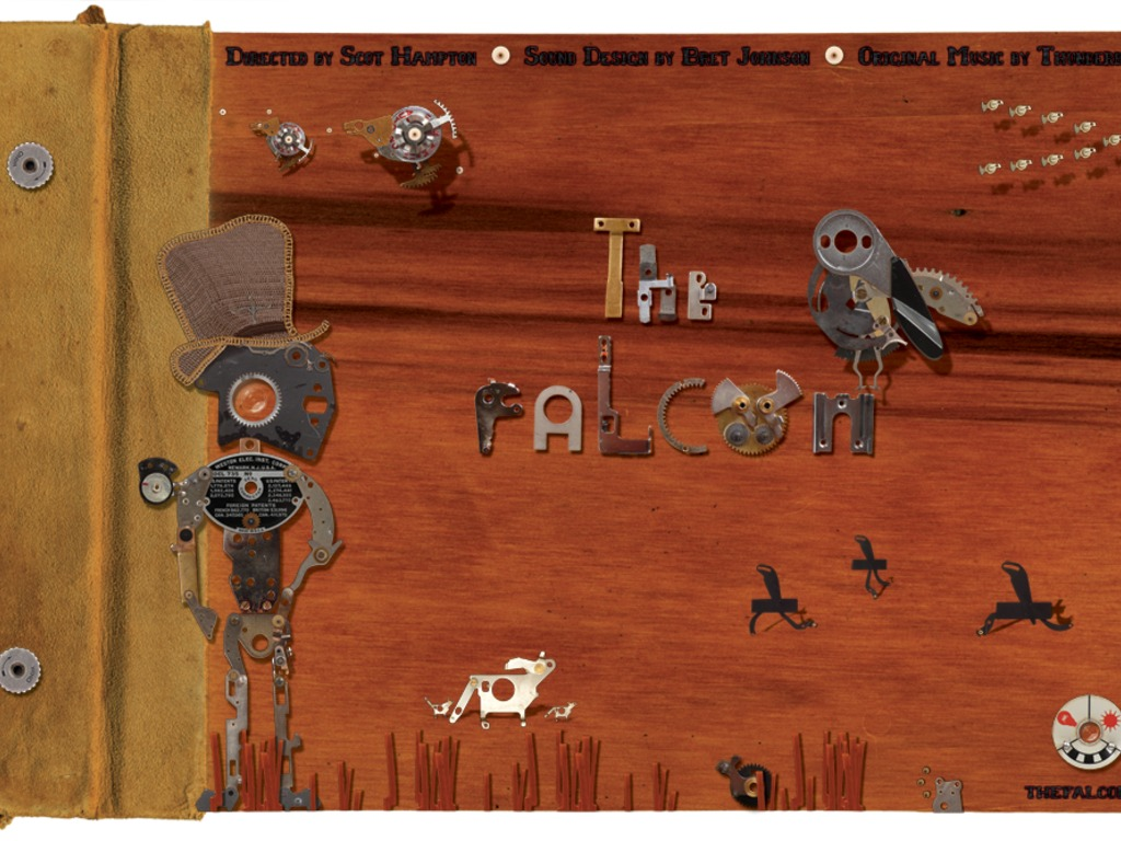 The Falcon: A Children's Book's video poster